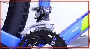 переключатель передач велосипеда передний