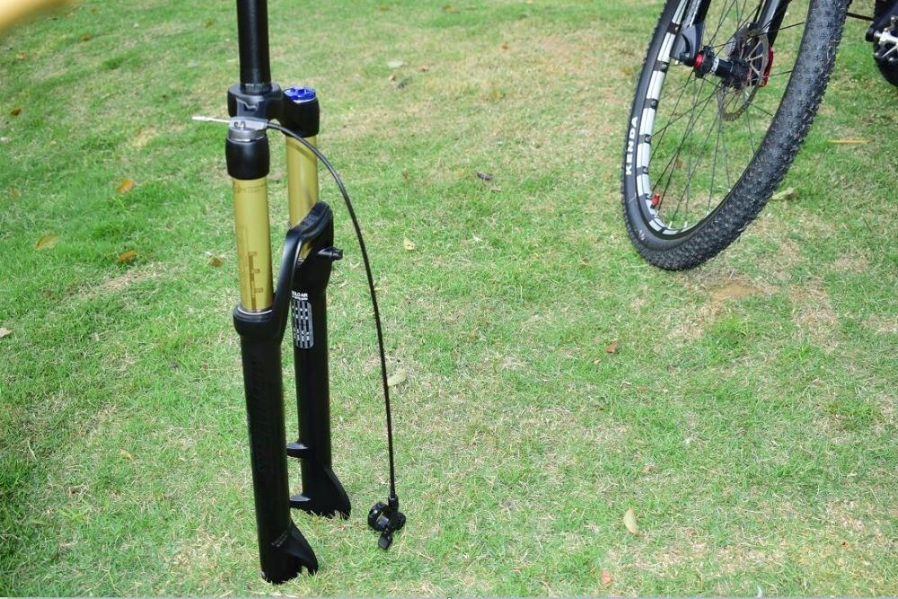 Вилка снятая с велосипеда