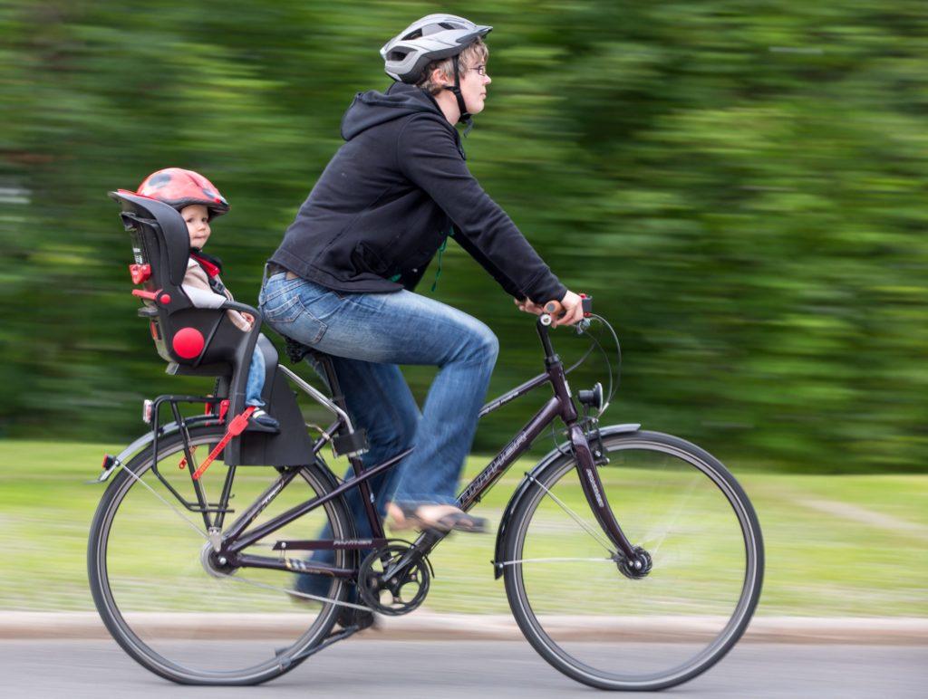 Велосидение для малыша
