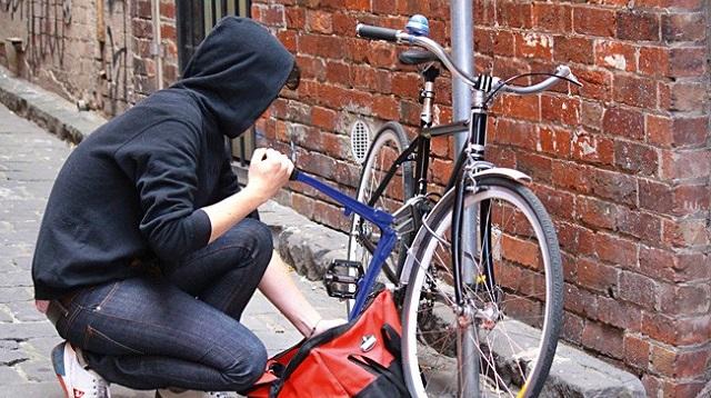 Средство защиты велосипеда